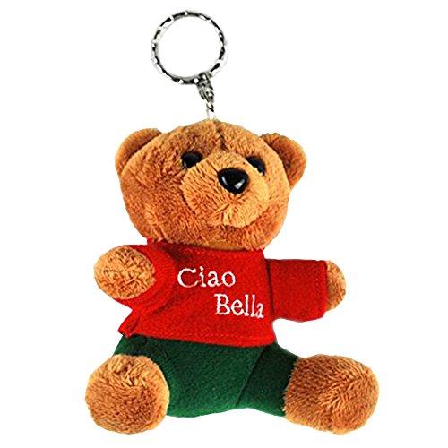 Teddy Bear Design Keychain (4