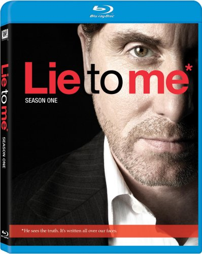 Lie To Me: Season 1 [Blu-ray]