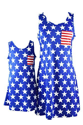 ZANDZ American Flag 4th of July Mommy and