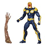 Marvel Guardians of The Galaxy Marvel's Nova Figure, 6-Inch