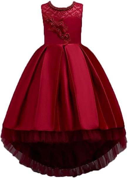 Amazon.com: WEONEDREAM - Vestido de princesa para boda ...