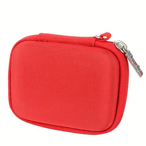 for JBL GO Portable Wireless Bluetooth Speaker W/ A Built-In Strap-Hook Potable Case by Khanka