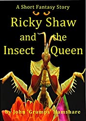 Ricky Shaw and The Insect Queen