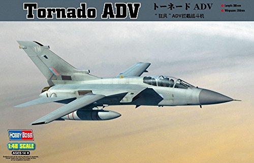 Hobby Boss Tornado ADV Airplane Model Building Kit