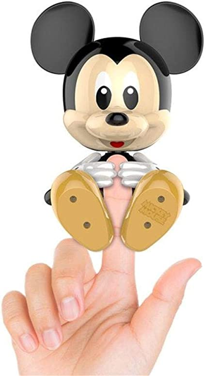 Mickey Heart Hands Baby Vest Valentines Day Disney Mouse Gloves New Gift Grow