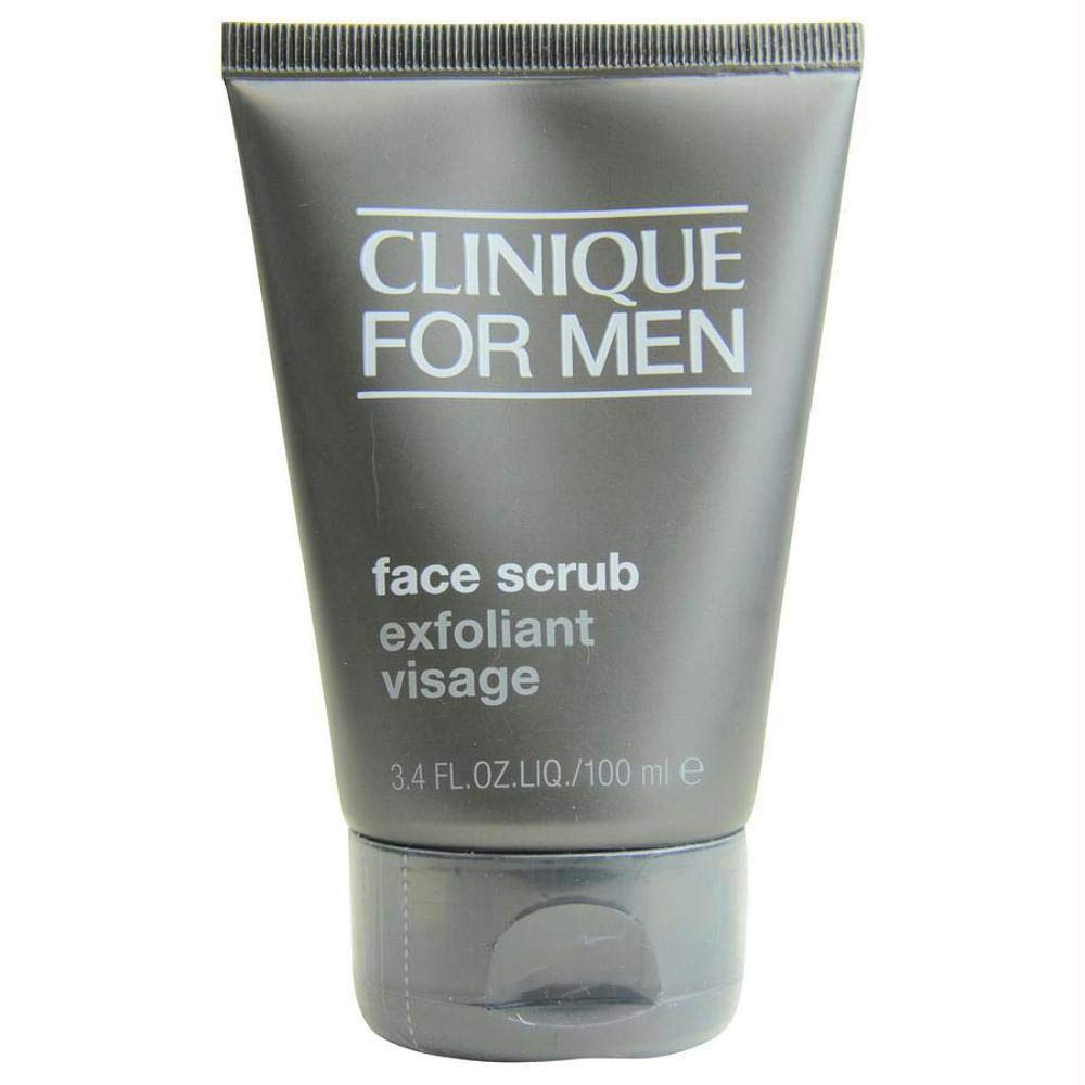 Clinique Skin Supplies For Men Face Scrub 100ml 3 4oz Clinique Beauty