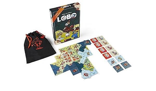 MORAPIAF Lobo - 10 Aniversario - edición en Castellano: Amazon.es: Juguetes y juegos