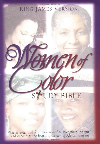 Download Women of Color Study Bible: King James Version, Black Bonded Leather ebook