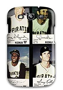 ChrisWilliamRoberson Fashion Protective Pittsburgh Pirates Case Cover For Galaxy S3