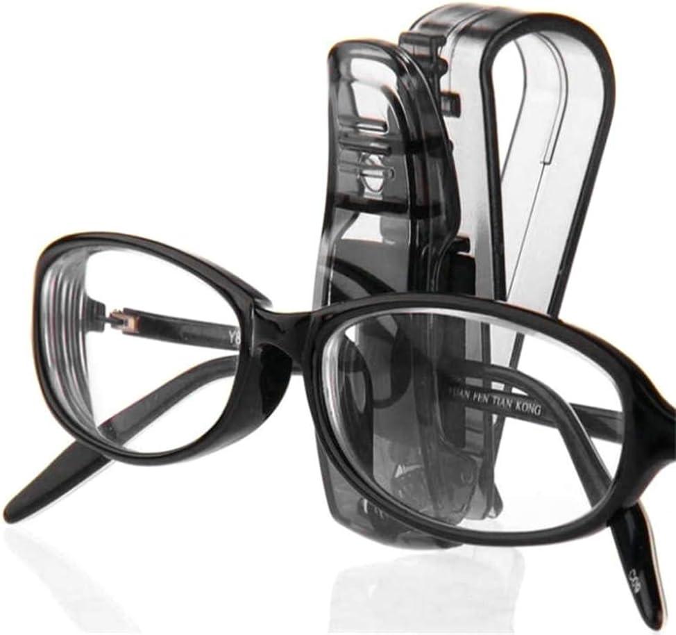 KKmoon Car Glasses Holder Sunglass Visor Clip Car Sunglasses Eyeglasses Ticket Card Sun Visor Clip Clip Holder