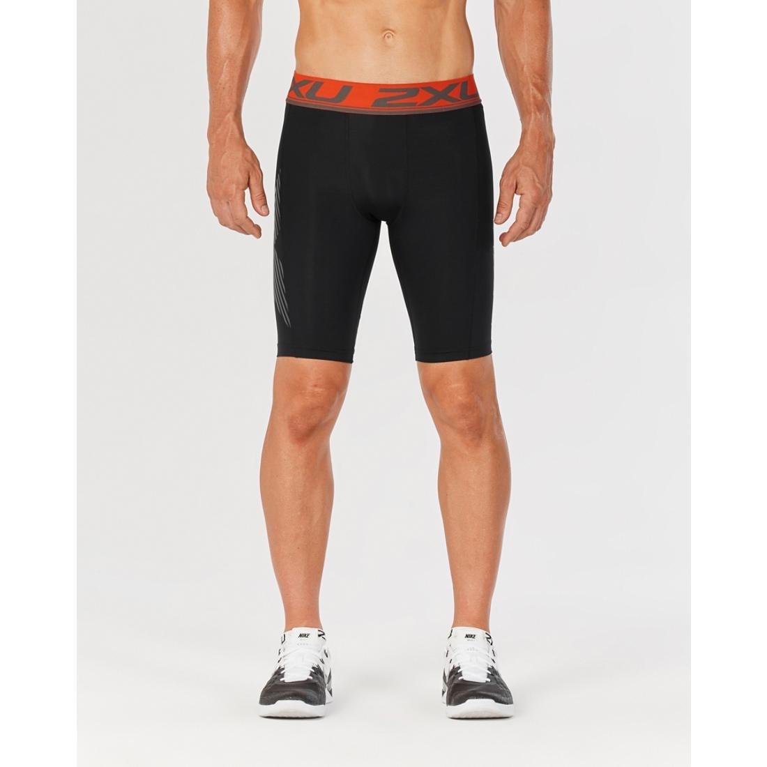 2XU Men's Accelerate Compression Shorts 2XU Pty Ltd MA4478b-P