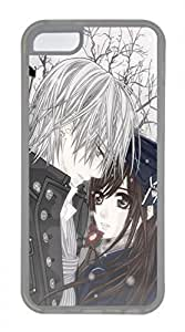 iPhone 5c case, Cute Winter Love iPhone 5c Cover, iPhone 5c Cases, Soft Clear iPhone 5c Covers
