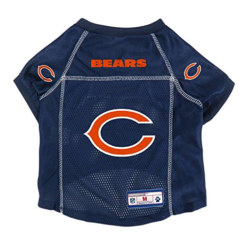 Chicago Bears Nfl Jersey - NFL Chicago Bears Pet Jersey, Medium