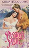 Passion's Peak, Christine Carson, 0843925787
