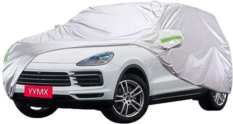 Autoabdeckung Kompatibel Mit Toyota Yaris Car Cover Car Persenning Sonnenschutz Regenschutz Staubdicht Frost Wärmedämmung Anti Uv Verdicken Oxford Cloth Volle Auto Abdeckung Küche Haushalt