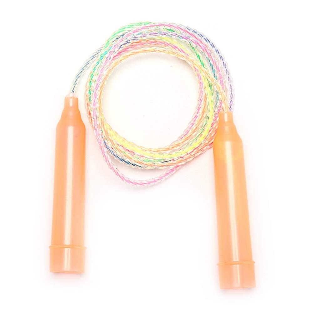 OXBYG 2 STÜCKE Weichem PVC Springseil Für Kinder Schnelles