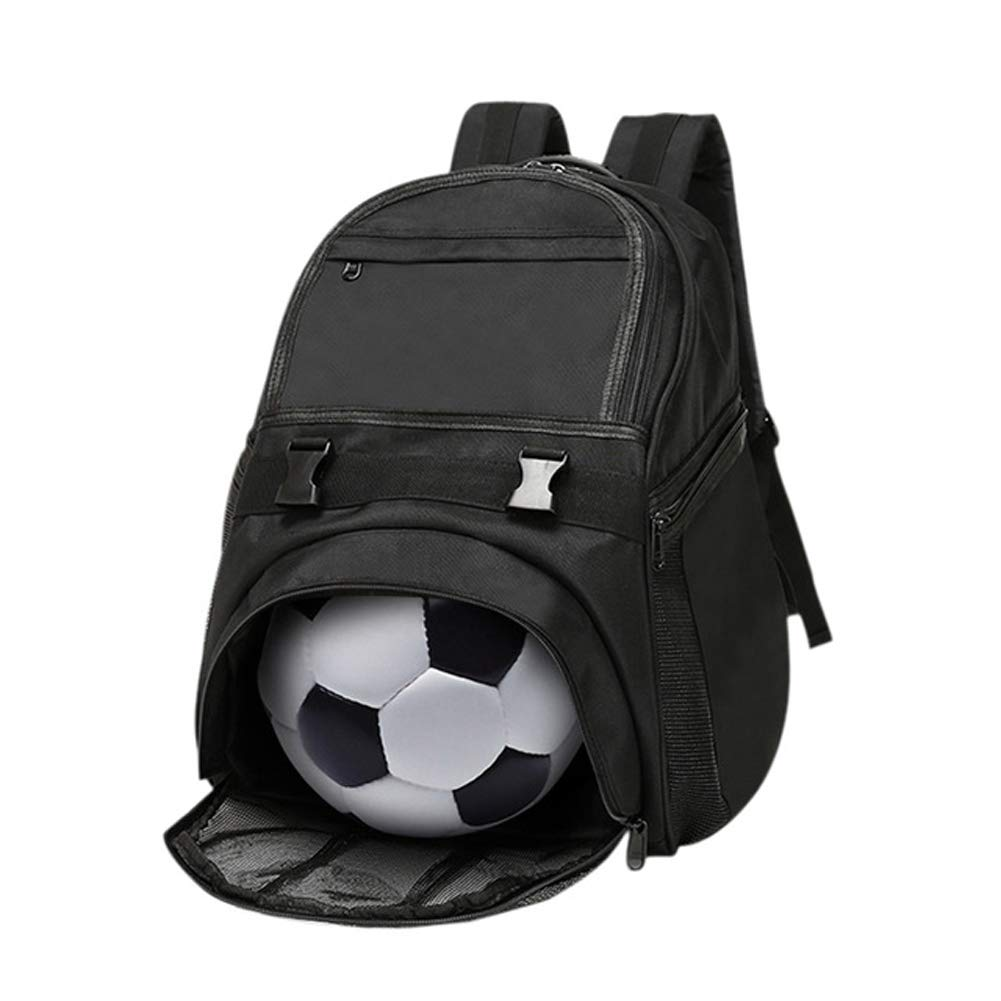 2ca06196334 Soccer Backpack Basketball Backpack With Ball Compartment Soccer Bag for  Soccer