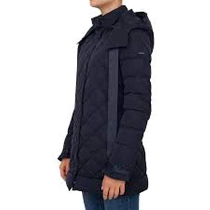 new product fe6b3 029ef Piumino Armani Jeans Blu Notte: Amazon.it: Abbigliamento