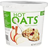 Love Grown Foods Hot Oats Apple Cinnamon -- 2.22 oz