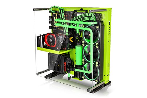 Thermaltake Core P5 Green Edition Atx Open Frame Panoramic