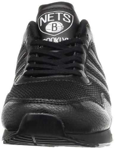 Adidas Men's - ZX 900 *RARE* Brooklyn Netts - Black White (UK 7.5) OnFghuwi