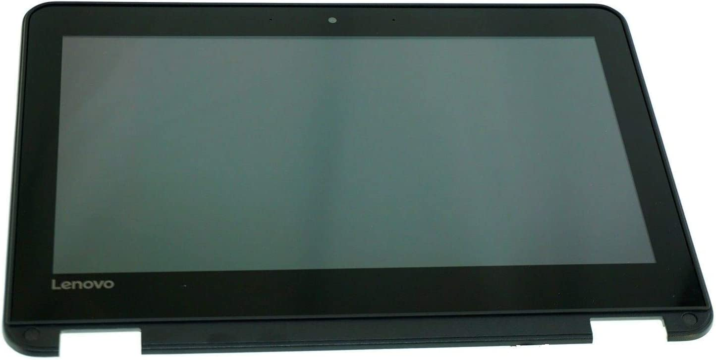 For Lenovo 11.6 inch 1366x768 HD LED LCD Display Touch Screen Digitizer Assembly 5D10L76065 + Bezel N23 Winbook 80UR001FUS 80UR0002US 80UR0004US 80UR0006US 80UR0008US (NOT for Chromebook)