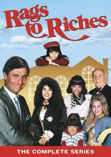 Rags to Riches: The Complete Series by IMAGE ENTERTAINMENT by Daniel T. Cahn, Michael Lange, Michael Swi Bruce Seth Green