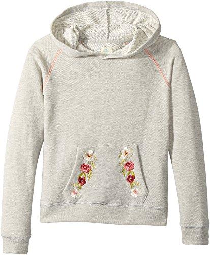 O'Neill Big Girls' Brianna Fleece, Heather Grey, (Oneill Kids Sweater)