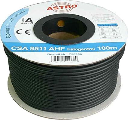 Astro Strobel Cable Coaxial de CSA 9511 a HF SP.100 EAN ...