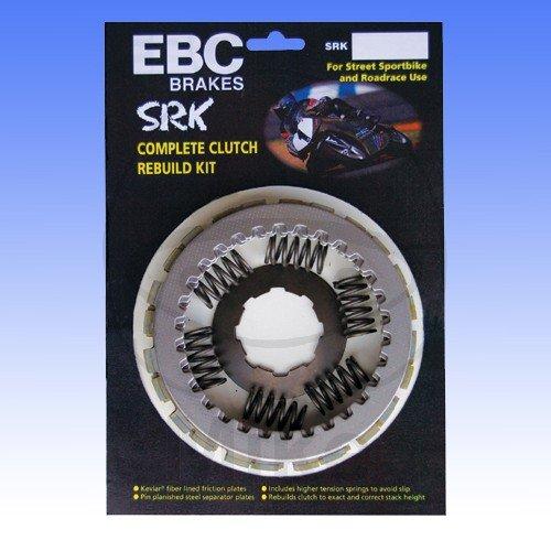 EBC EMBRAGUE COMPLETO- KEVLAR LAMINAS FIBRA REFORZADO RUEDA DE ACERO - Kawasaki Z 750 / ZX-6R Ninja 600 R / ZX-6R 636 A + B / - 745.08.77: Amazon.es: Coche ...