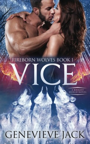 Vice Fireborn Wolves Genevieve Jack product image
