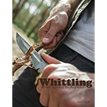 Password Book (Whittling: Wood Carving for Beginners): A discreet internet password organizer