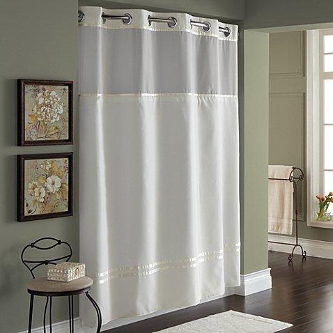 Escape Fabric Shower Curtain-MultiColor (54