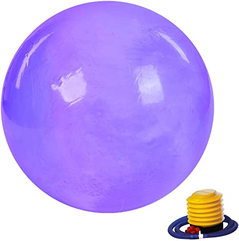 Cocoarm - Pelota de Yoga y Pilates (75 cm, con Bomba de Aire ...