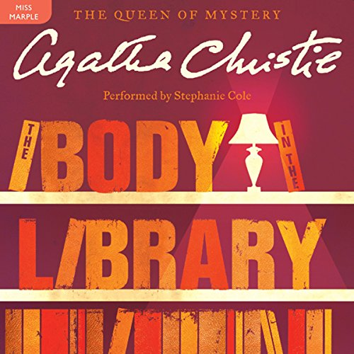 Bargain Audio Book - The Body in the Library  A Miss Marple My