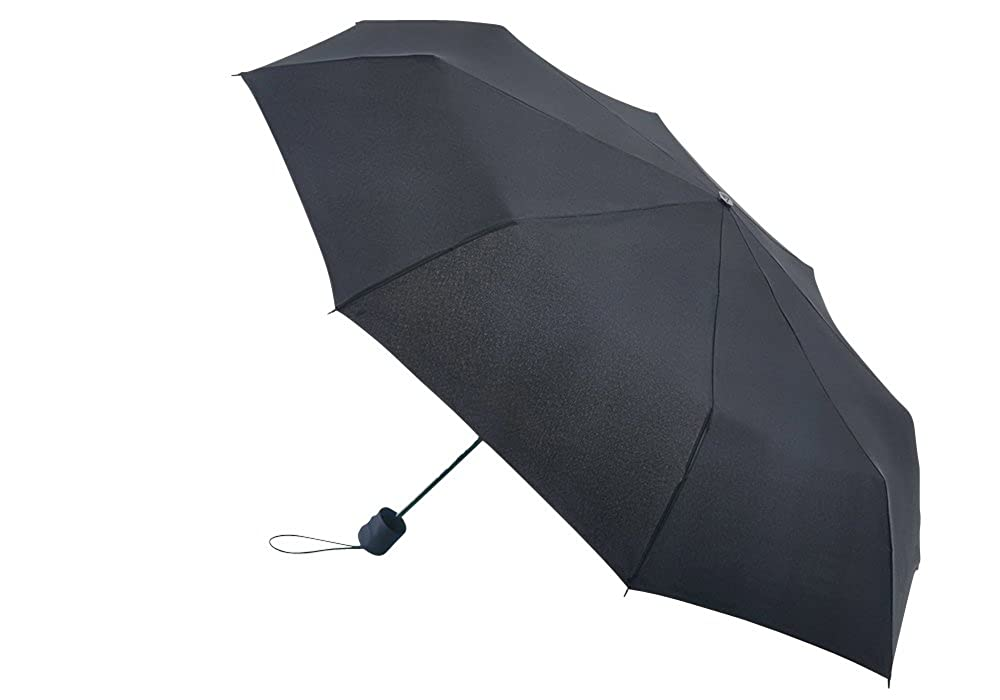 Fulton Hurricane Parapluie FULTON Hurricane Umbrella Noir Taille Unique 3194099