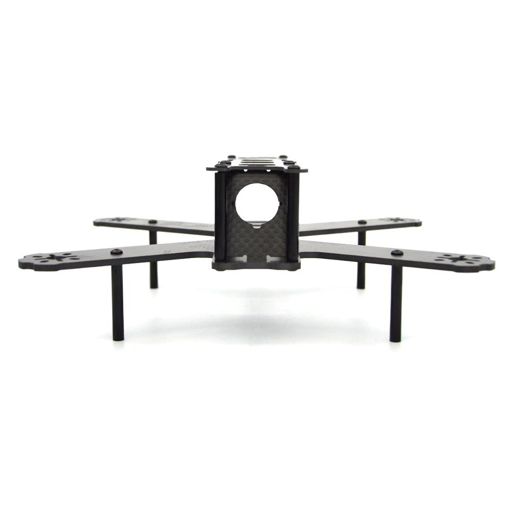 LHI H180 Pure Carbon Fiber FPV Race Quadcopter Race Copter Frame VS ...