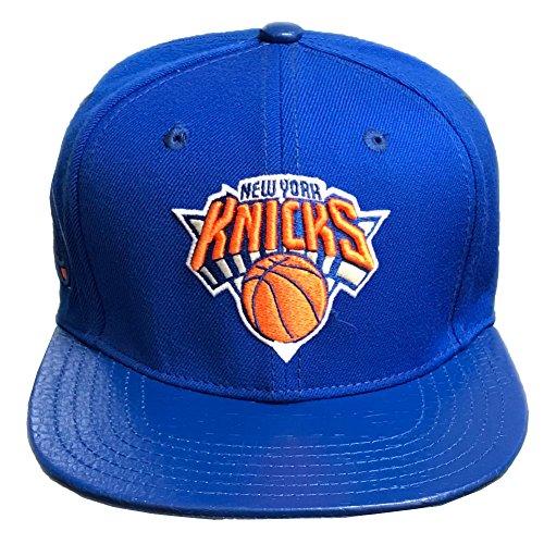 Standard Royal Blue Logo Pro NBA Knicks York Men's Hat Back Buckle New dqvqw6x