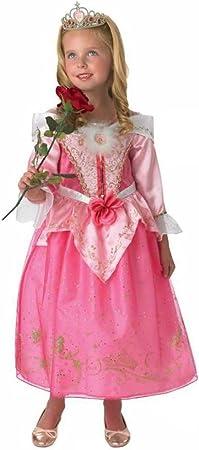 Rubies - Disfraz de Bella Durmiente aniversario infantil (888837-M ...
