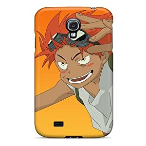 HmU179IUnF Case Cover, Fashionable Galaxy S4 Case - Cowboy Bebop Amine