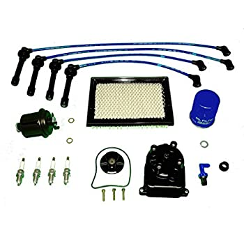 Amazon.com: Tune Up Kit Replacement For Honda Civic CX DX ...