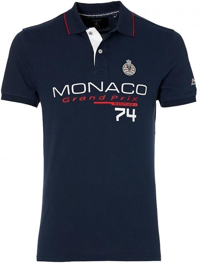 Polo McGregor GP Monaco Azul 16 Marino: Amazon.es: Ropa y accesorios