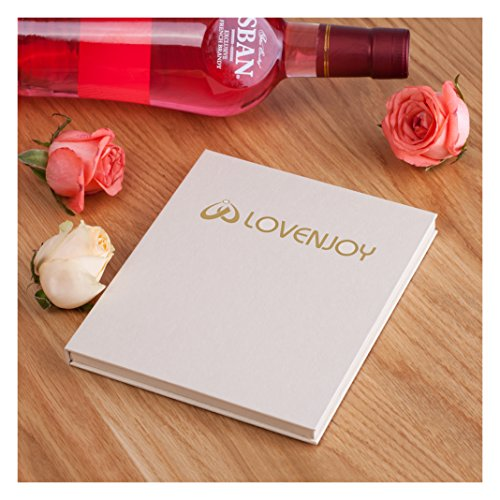 LOVENJOY with Gift Box Soon To Be Mr and Mrs Monogram Rustic Wood Wedding Engagement Cake Topper (5.9-inch) by LOVENJOY (Image #6)