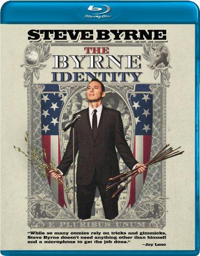 Steve Byrne: The Byrne Identity [Blu-ray]