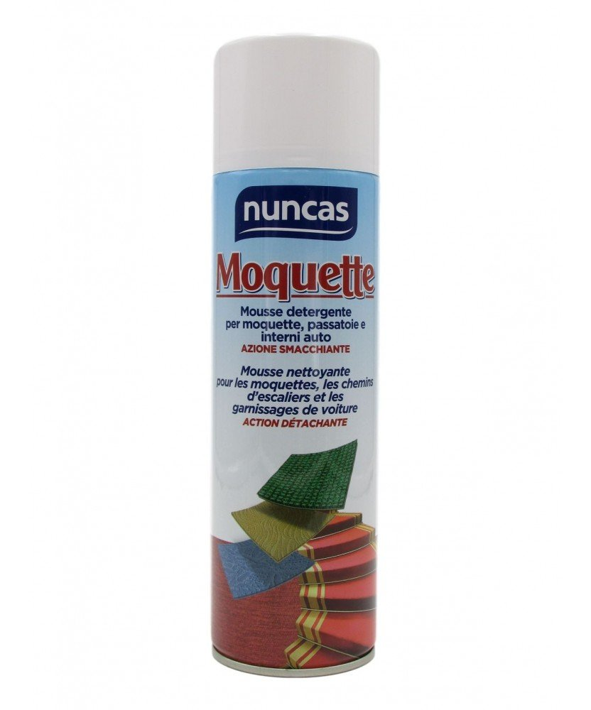 Moquette spray Nuncas