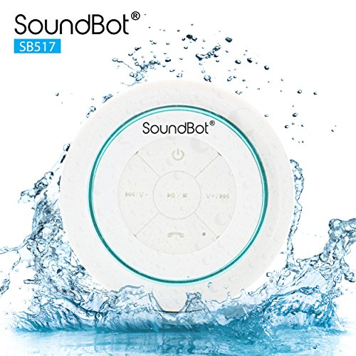 SoundBot SB517 Water Proof Bluetooth Speaker product image