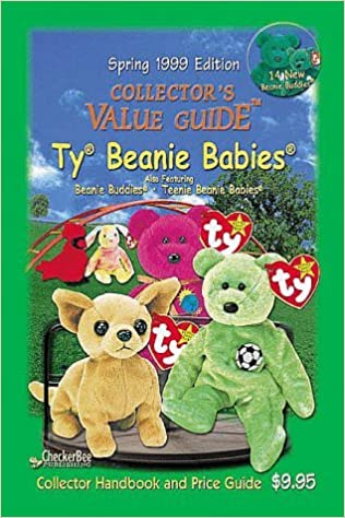 Spring 1999 collector's value guide to ty beanie babies.