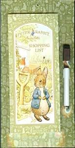 Beatrix Potter Magnetic Shopping List
