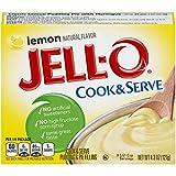 jello lemon pie filling - JELL-O Lemon Cook & Serve Pudding & Pie Filling Mix (4.3 oz Boxes, Pack of 6)