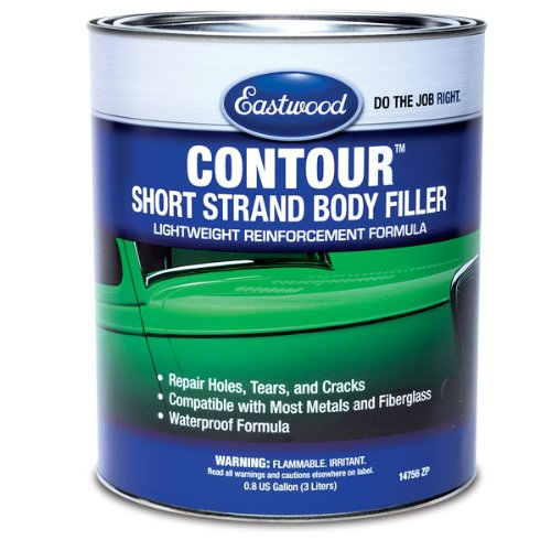 Eastwood Light Weight Short Strand Body Micro Fiber Reinforced Filler 3L